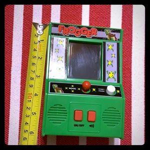 Other - 🔥3/$15 Frogger mini arcade